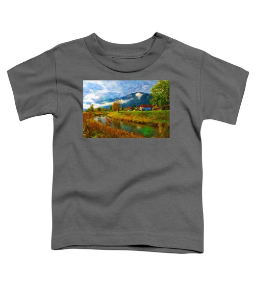 Canal 1 Toddler T-Shirt