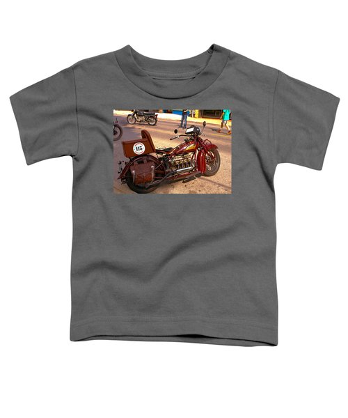 Cannonball Indian #115 Toddler T-Shirt