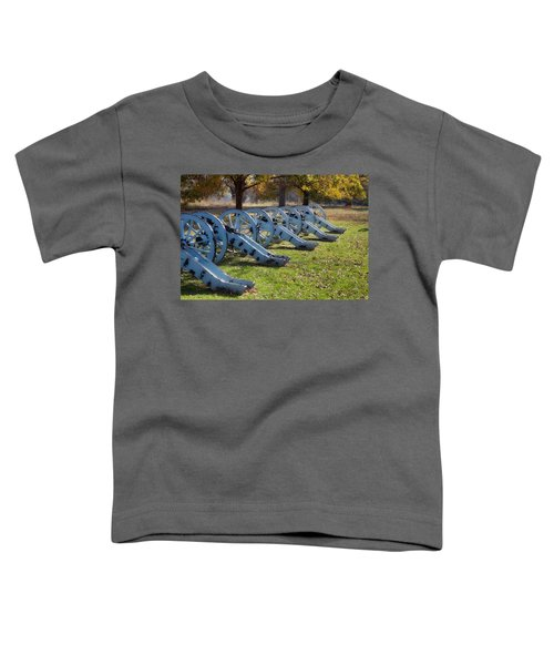 Canon Formation Toddler T-Shirt