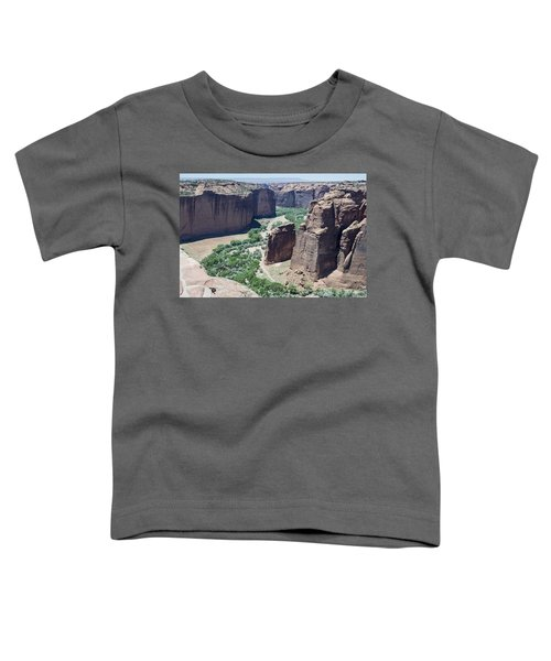 Canyon De Chelly View Toddler T-Shirt