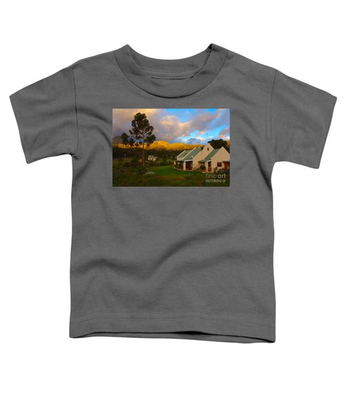 Cape Sunset Toddler T-Shirt