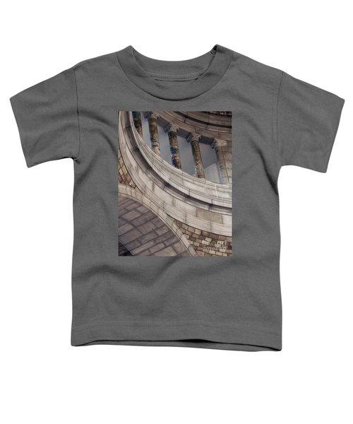 Capitol Curves Toddler T-Shirt