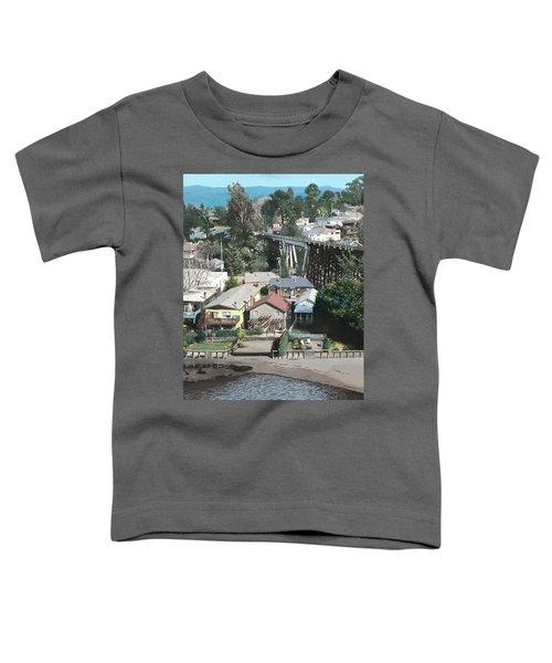 Capitola Trestle Toddler T-Shirt
