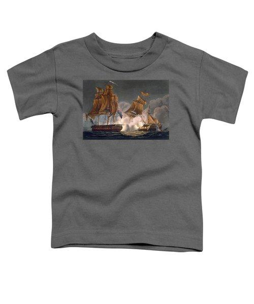 Capture Of La Tribune Toddler T-Shirt