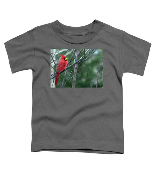 Cardinal West Toddler T-Shirt