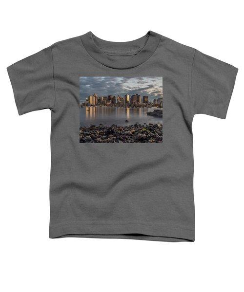 Carleton's Wharf Toddler T-Shirt
