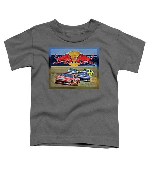 Carl Edwards Toddler T-Shirt