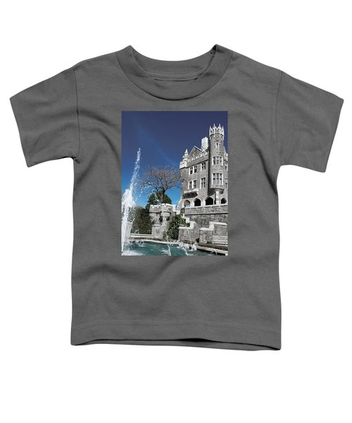 Casa Loma Castle In Toronto 02 Toddler T-Shirt