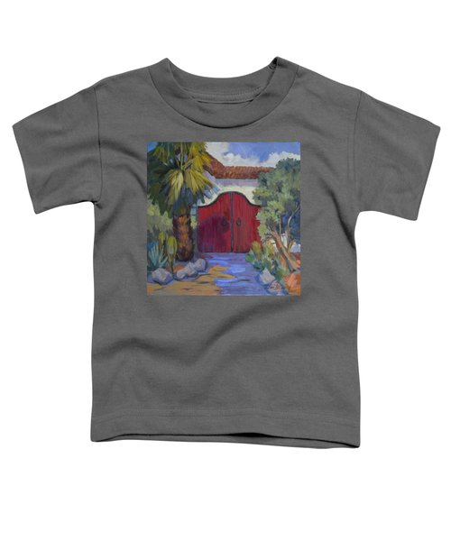 Casa Tecate Gate 2 Toddler T-Shirt