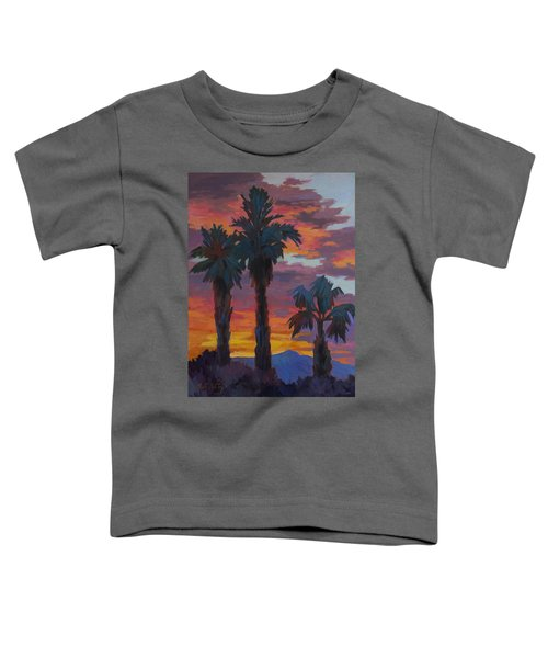 Casa Tecate Sunrise 2 Toddler T-Shirt