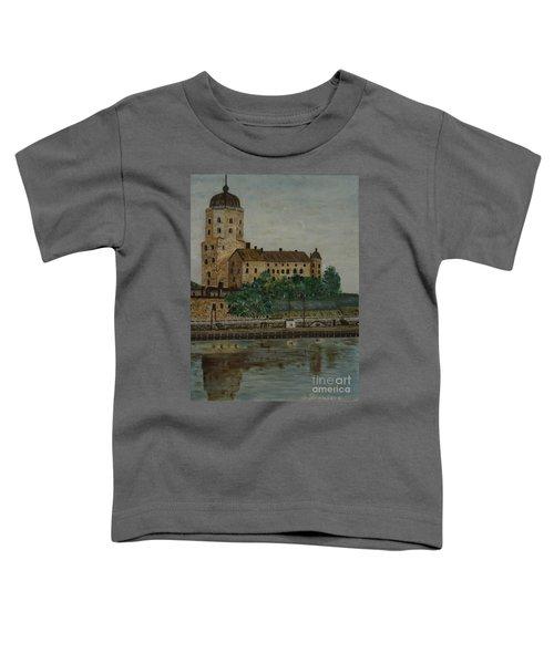 Castle Of Vyborg Toddler T-Shirt