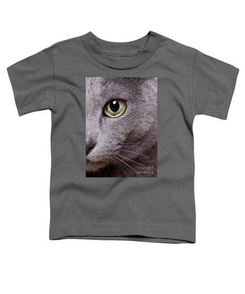 Cat Eye Toddler T-Shirt