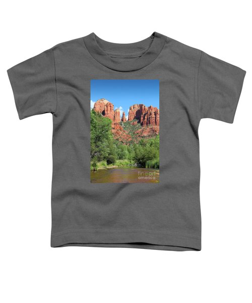 Cathedral Rock Sedona Toddler T-Shirt