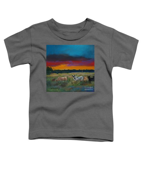 Cattle's Cadence Toddler T-Shirt