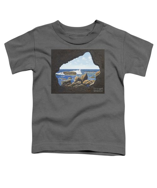 Cave View Toddler T-Shirt