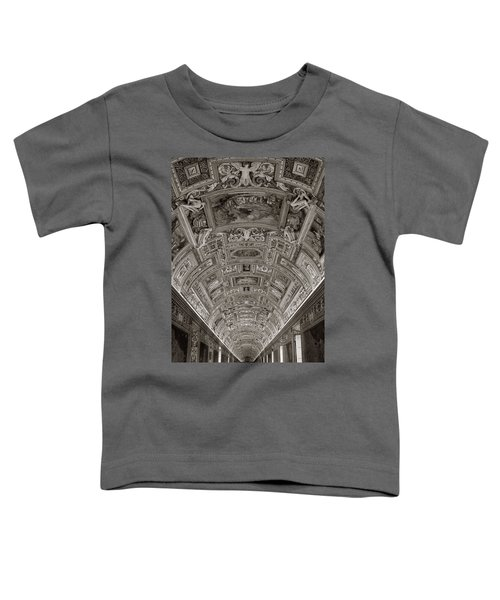 Ceiling Of Hall Of Maps Toddler T-Shirt