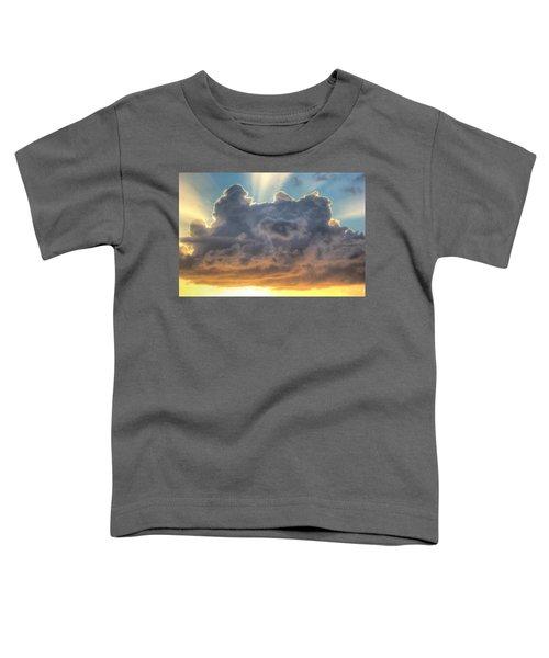 Celestial Rays Toddler T-Shirt