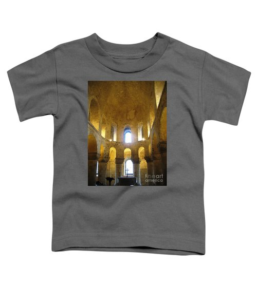 Chapel Glow Toddler T-Shirt