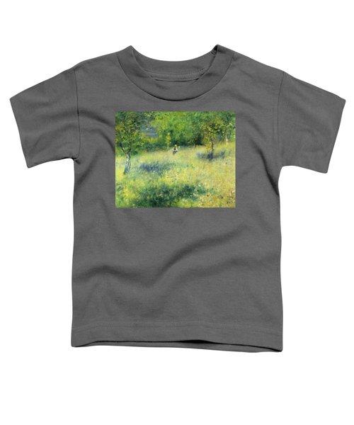 Chatou After Renoir Toddler T-Shirt