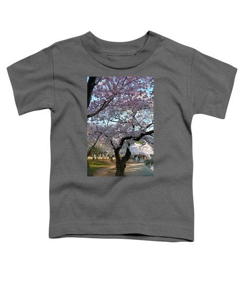 Cherry Blossoms 2013 - 044 Toddler T-Shirt
