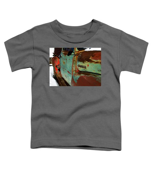 Arroyo Seco Chevy Toddler T-Shirt