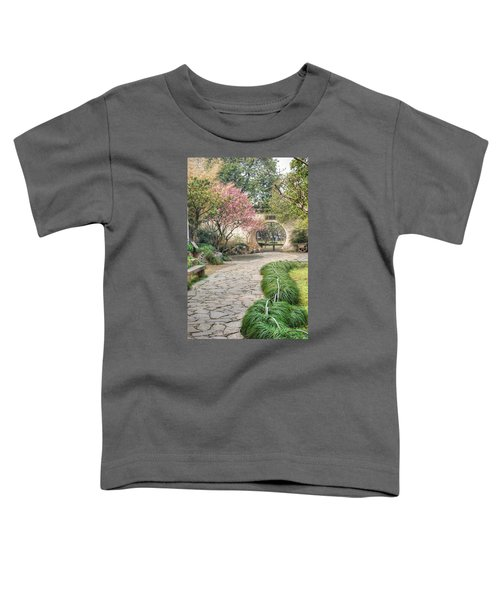 China Courtyard Toddler T-Shirt