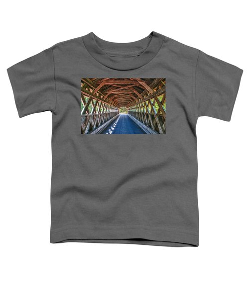 Chiselville Bridge Toddler T-Shirt