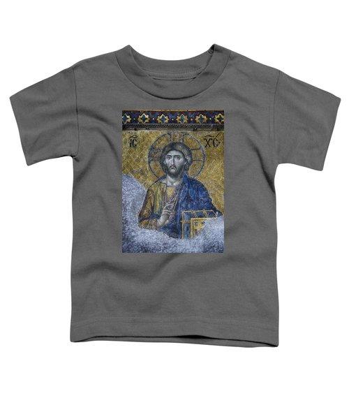 Christ Pantocrator IIi Toddler T-Shirt