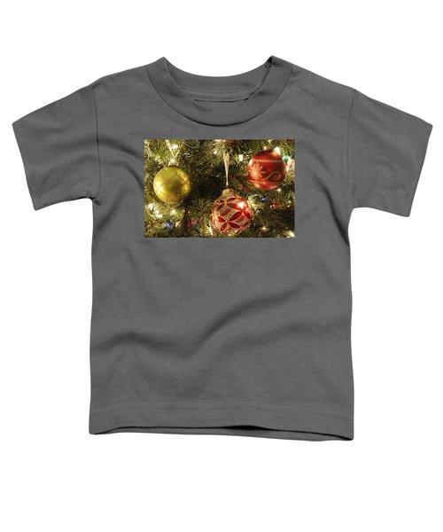 Christmas Cheer Toddler T-Shirt