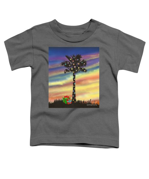 San Clemente Christmas Toddler T-Shirt
