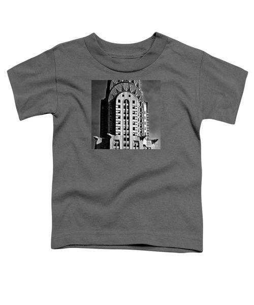 Chrysler Building Toddler T-Shirt