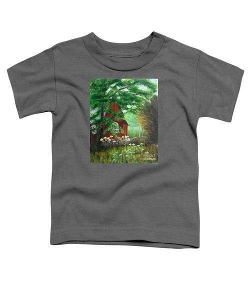 Church In The Glen Toddler T-Shirt