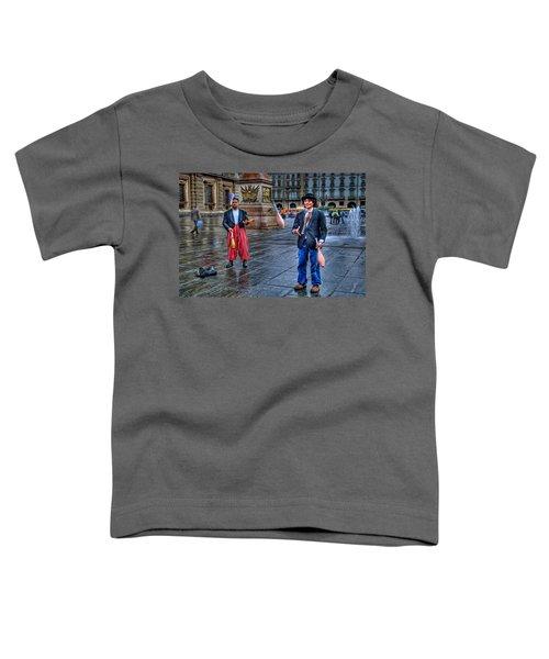 City Jugglers Toddler T-Shirt