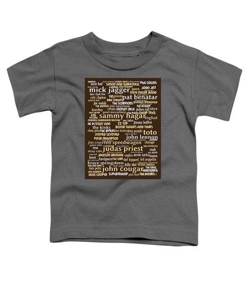 Classic Rock 20130625bwwa85 Toddler T-Shirt