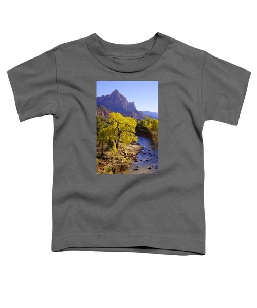 Classic Zion Toddler T-Shirt