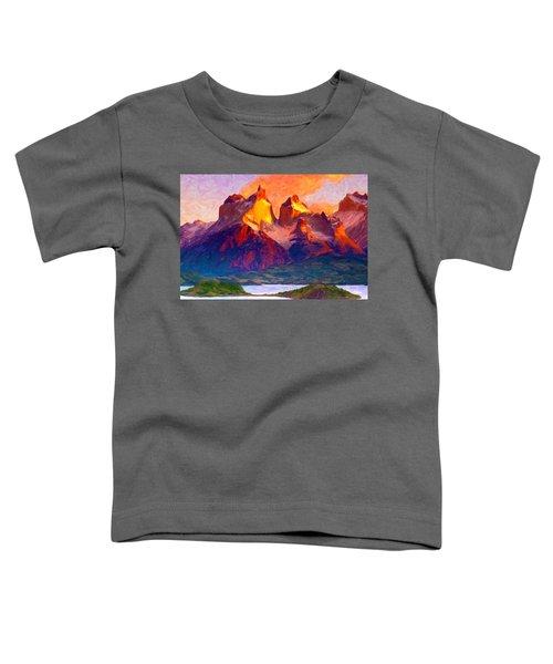 Cleft Summit Toddler T-Shirt