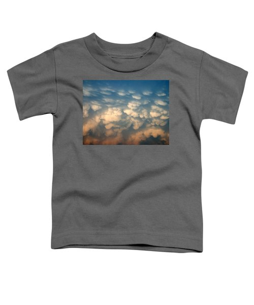 Cloud Texture Toddler T-Shirt
