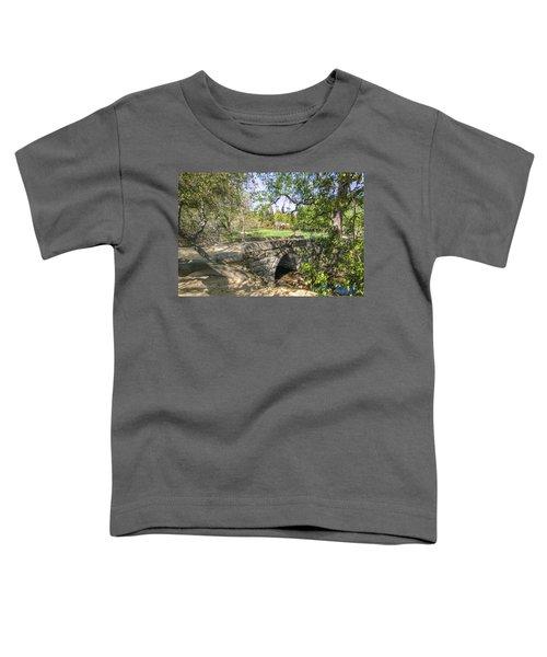 Clover Valley Park Bridge Toddler T-Shirt