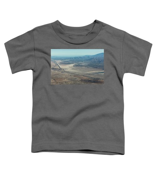 Coachella Valley Toddler T-Shirt