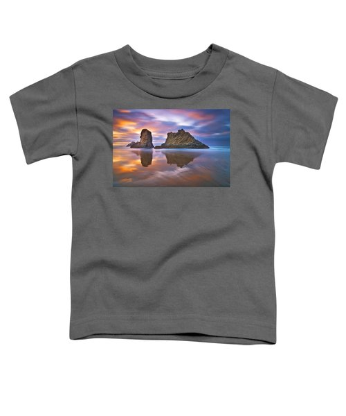 Coastal Cloud Dance Toddler T-Shirt