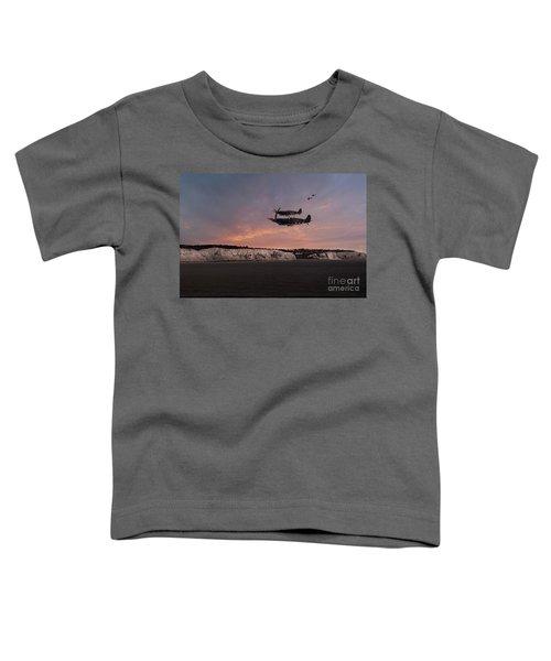 Coastal Spitfires Toddler T-Shirt