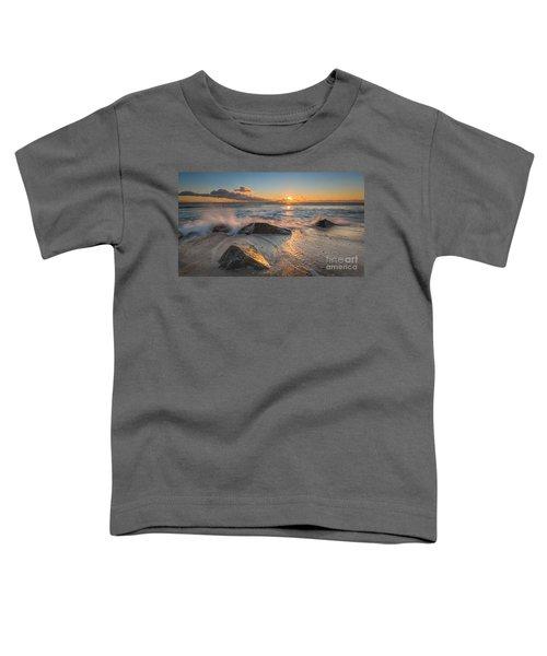 Cold Sunrise Toddler T-Shirt