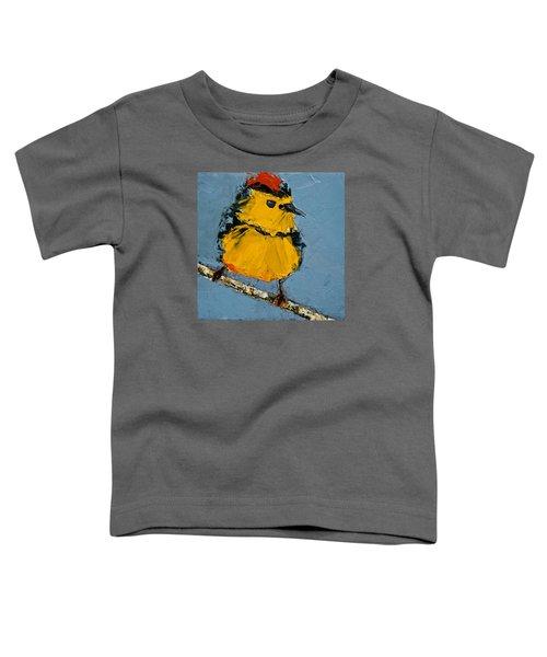 Collard Redstart Toddler T-Shirt