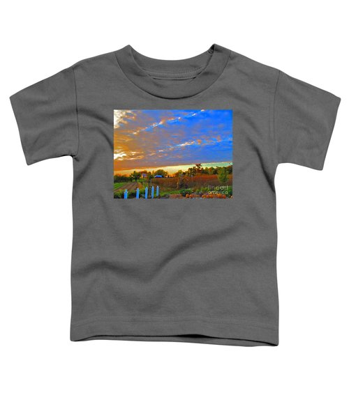 Colorful Harvest Toddler T-Shirt