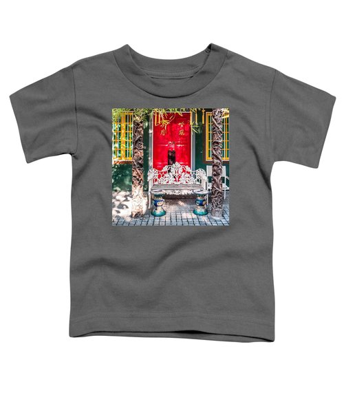 Colourful In Singapore Toddler T-Shirt