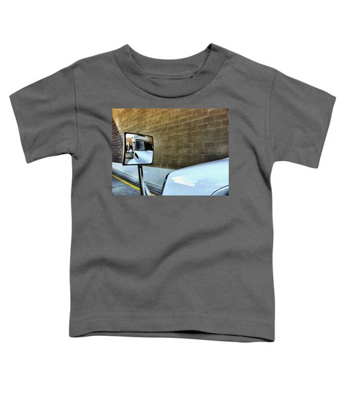Commercial Truck Toddler T-Shirt