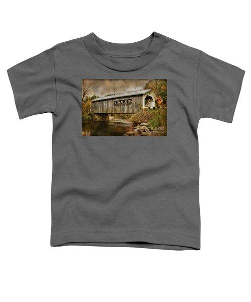 Comstock Bridge 2012 Toddler T-Shirt