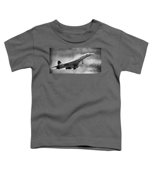 Concorde Supersonic Transport S S T Toddler T-Shirt