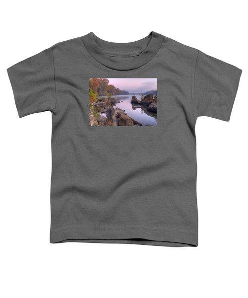 Congaree River At Dawn-1 Toddler T-Shirt