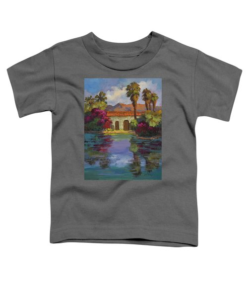 Cool Waters 2 Toddler T-Shirt